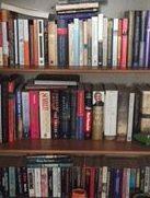 bookshelf reading dilemma reading