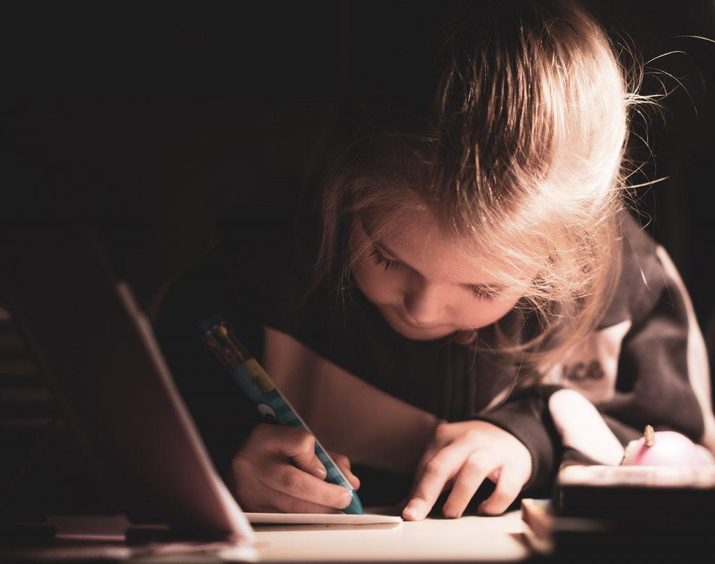 writing skills for homeschool students